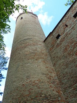 Landsberg Am Lech, Lech, Tower, Architecture