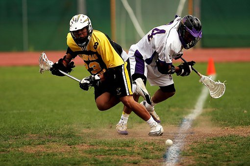 Lacrosse, Lax, Lacrosse Game, Game, Athletes