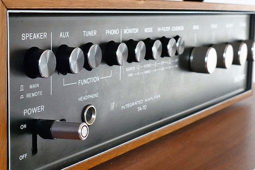 Hi-fi, Stereo, Sound, Music, Audio, Technology