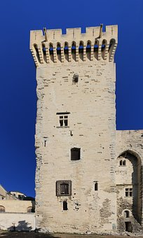 Avignon, Tower, Architecture, Historically, Pope