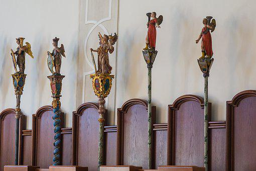 Horb, Horb Am Neckar, Collegiate Church, Choir Stalls
