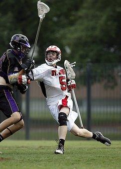 Lacrosse, Lacrosse Game, Competition, Confrontation