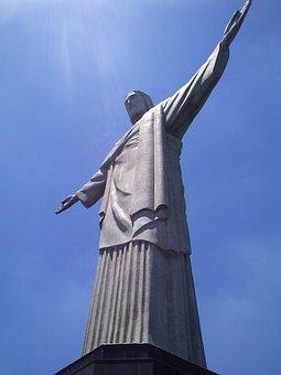 Christ The Redeemer, Rio De Janeiro, Corcovado