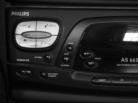 Hi-fi, Music Player, Hi-fi Tower, Music, Electronics