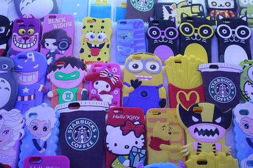 Cell Phone Cases, Comic, Failed, Mobile Phone, Sleeve