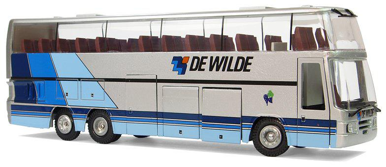 Daf, Typ 300 Sbr, De Wild Coach Tourism, Holland