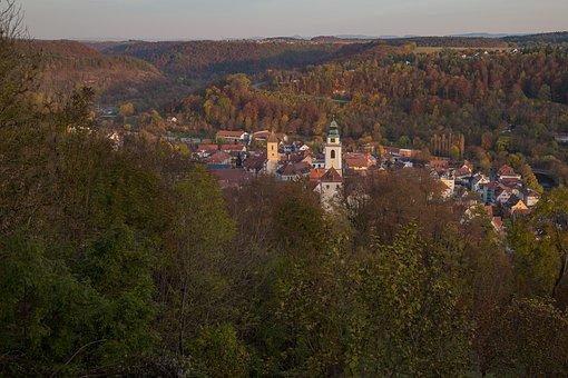 Horb, Horb Am Neckar, Black Forest, Collegiate Church