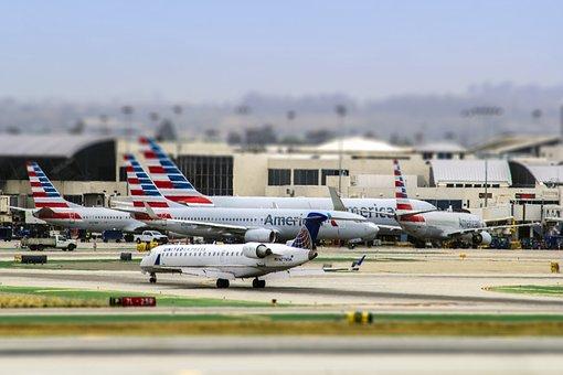 Airport, Lax, Travel, Transportation, International