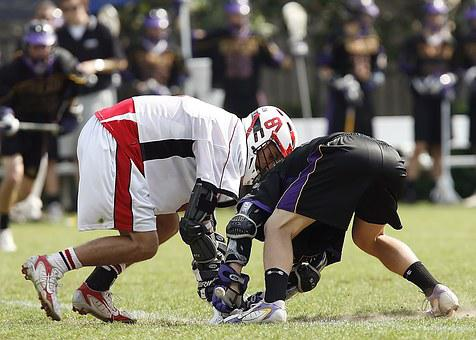 Lacrosse, Competition, Field, Teenager, Stick, Sport