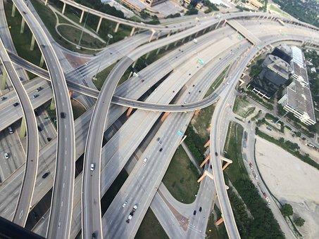 Roads, Highway, Hi Five, Travel, Asphalt