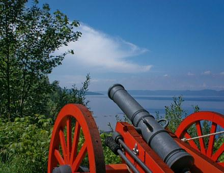 Cannon, War, His, History, Artillery, Ancient, Weapon