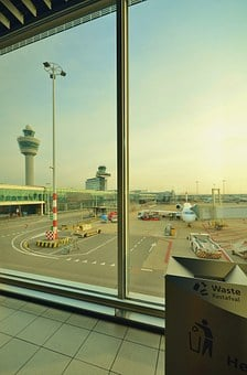 Airport, Aircraft, Boarding, Airplane, Aviation