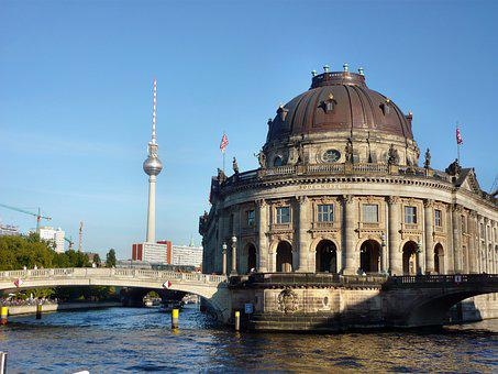 Bode-museum, Tv Tower, Berlin, Places Of Interest