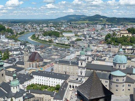 Salzburg Cathedral, Dom, Cathedral, Roman Catholic