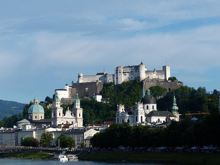 Salzburg, Historic Center, City, Historic Preservation