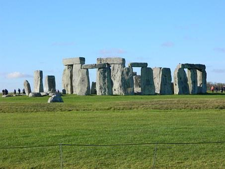 Stonehenge, Architecture, England, Landmark, Ancient