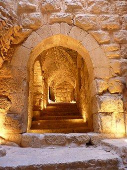 Ajloun, Jordan, Holiday, Travel, Middle East, Ruin