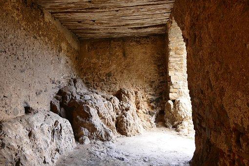 Crypt, Keller, Sicily, File
