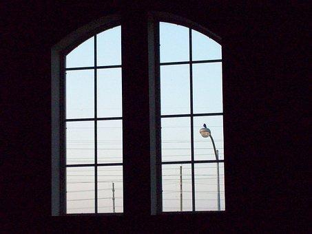 Windows, Vision, Distant View, Sky, Light, Transparent