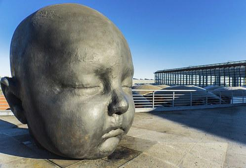 Sleep, Relax, Child, Baby, Head, Asleep, Night, Madrid