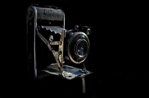 Old, Camera, Photography, Photographer, Business, Job