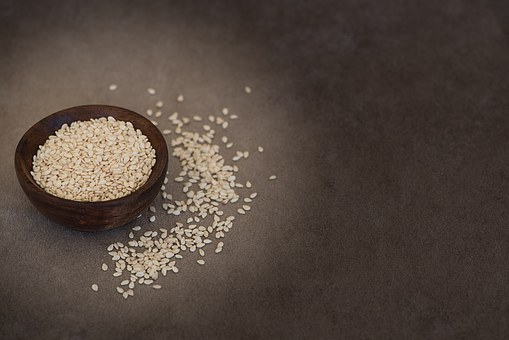 Sesame, Sesame Seeds, Seeds, Natural Product, Food