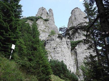 Stone, Romania, Mountain, Tourism, Travel, Landscape