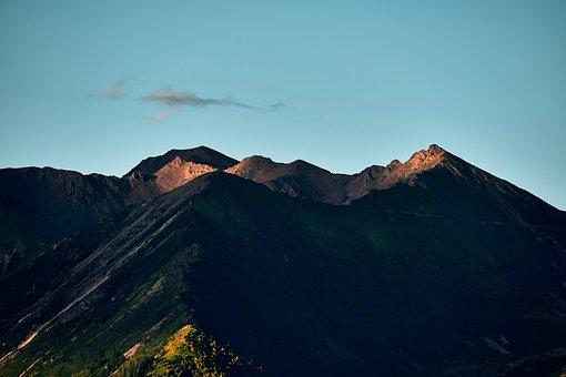 Mountain, Nature, Outdoors, Travel, Exploration