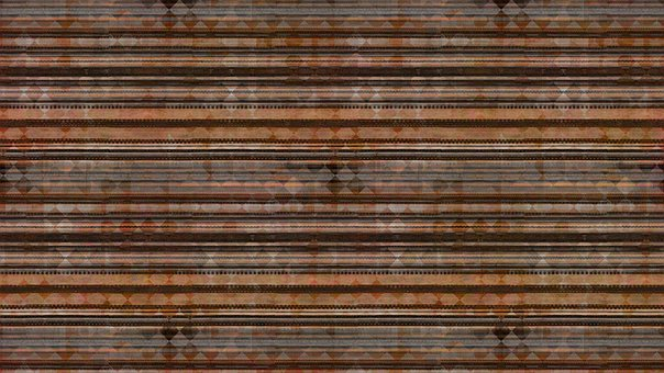 Brown, Stripes, Background, Pattern, Bronze, Fabric