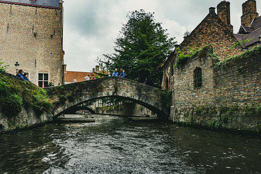 Bruges, Places Of Interest, Water, Historical, Romantic