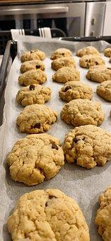 Cookies, Food, Snack, Keto Cookies, Baked, Biscuit