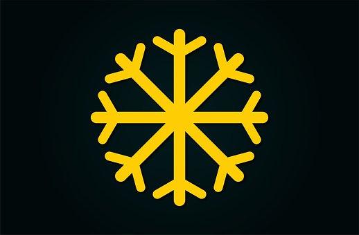 Snowflake, Cold, Snow, Winter, Ice, Frost, Season