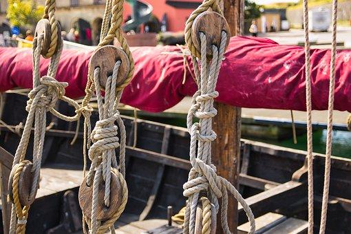 Node, Ship, Port, Nautical, Shipping, Dew, Sail, Boat