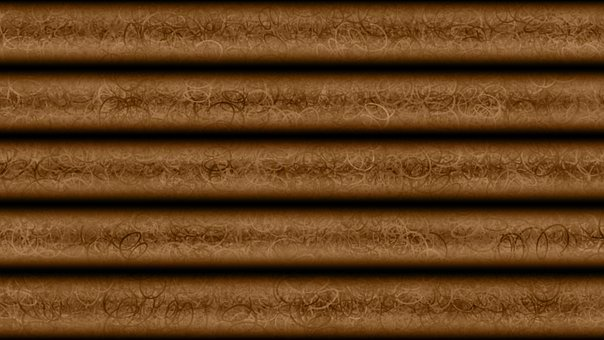Lines, Brown, Shimmer, Copper, Shiny, Metallic, Banner