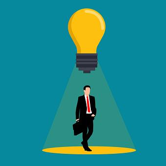 Idea, Bulb, Light Bulb, Business, Vision, Leadership
