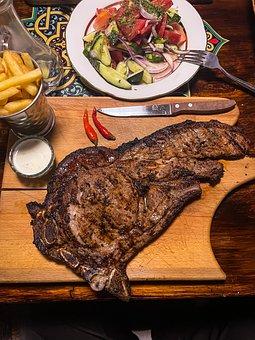 Steak, Flesh, Food, Beef, Grill, Grilling, Yummy