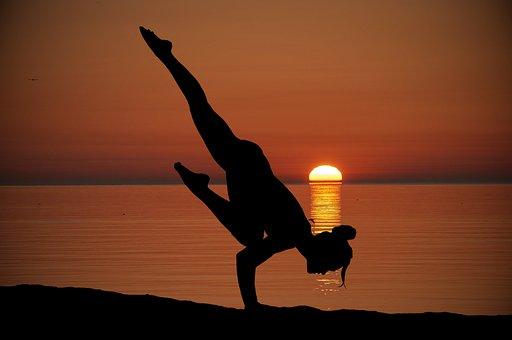 Yoga, Exercise, Meditation, Fitness, Lifestyle, Woman
