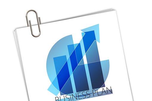 Business, Paperclip, Business Plan, Plan, Staple, Info