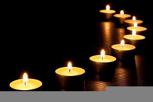 Candles, Candlelight, Flame, Romantic, Celebration