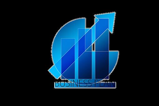 Business, Logo, Success, Arrows, Statistics, Plan
