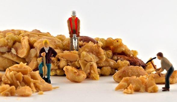 Miniature Figures, H0, Construction Worker, Work