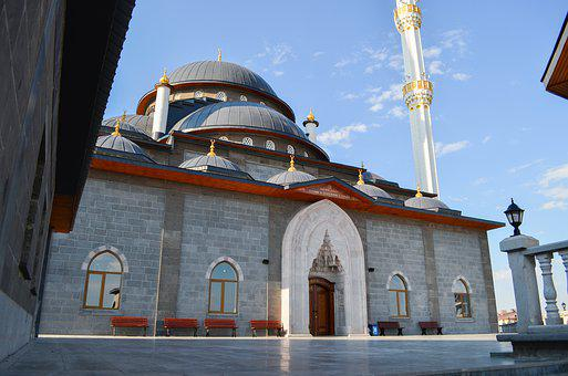 Mosque, Islam, Turkey, Religion, Architecture