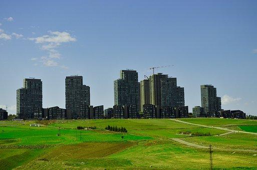City, Buildings, Architecture, Urban, Structure, Travel