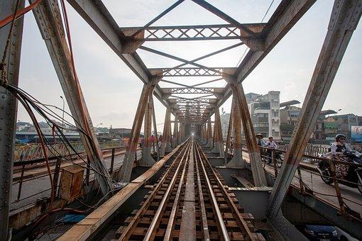 Bridge, Architecture, Travel, Structure, Construction