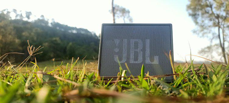 Speaker, Jbl, Lawn, Wireless, Bluetooth Speaker, Sound