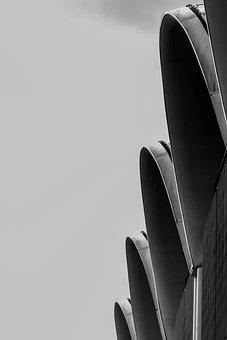 Building, Architecture, City, Tower, Monochrome
