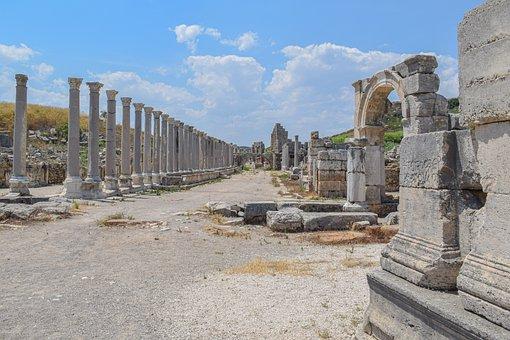 Ruins, Tourism, Culture, Ancient Times, Architecture