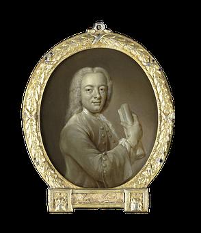 Man, Frame, Historical, Bernardus De Bosch, Male