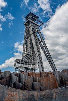 C-mine, Genk, Coal Mine, Belgium, Limburg, Museum