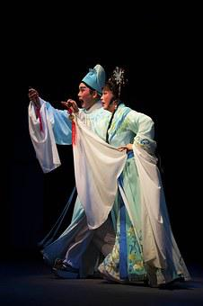 Hainan, Chinese, Opera, Asia, China, Culture, Island